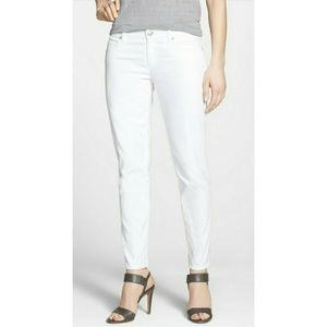 Eileen Fisher Skinny Jeans Organic Cotton Stretch